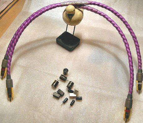 Метод изготовления межблочного кабеля (2RCA-2RCA) высокого класса.